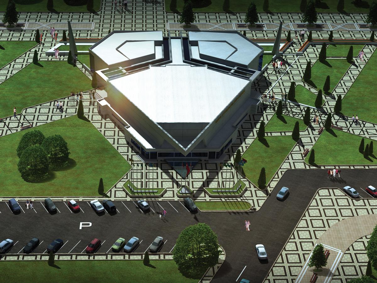 Ardahan Üniversitesi Kültür Ve Kongre Merkezi
